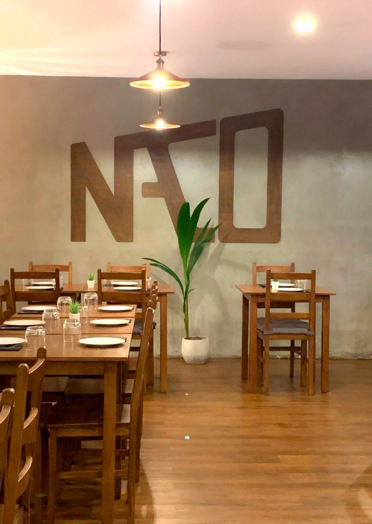 Naco Churrascaria Moderna - Sala